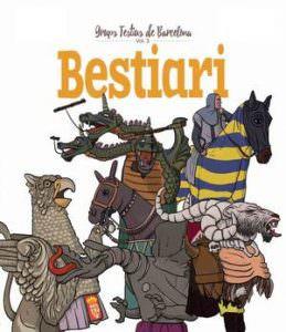 Presentació de la guia il·lustrada del bestiari festiu de Barcelona @ Casa dels Entremesos | Barcelona | Catalunya | Espanya