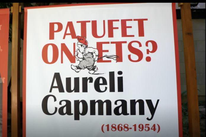 El Palau Robert acull una exposició sobre el llegat de la revista Patufet
