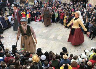 4 claus per conèixer la festa del Brut i la Bruta de Torà