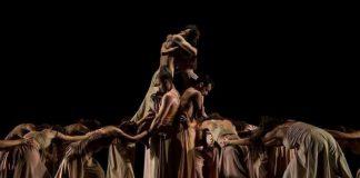 Espectacle NU(e)S, de l'Esbart Maragall