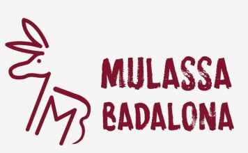 Logotip Mulassa de Badalona