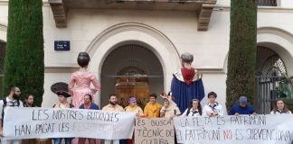 protestes badalona